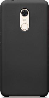 Пластиковая накладка для Xiaomi Redmi Note 5 Pro Huanmin Cowboy черная фото