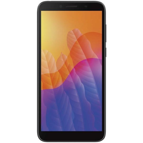 Мобильный телефон HUAWEI Y5p черный фото
