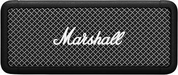 Портативная акустика Marshall Emberton black портативная акустика tour de grass rover black
