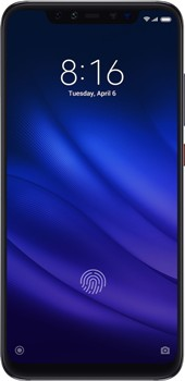 Xiaomi Mi8 Pro 8/128GB Global Version titan (прозрачный титан)