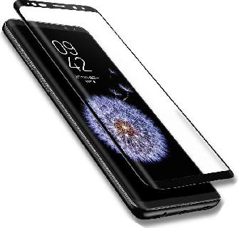 Защитное стекло для Samsung Galaxy S9 Usams US-BH414 полноэкранное черное фото