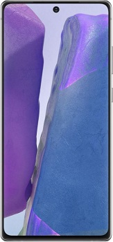 Samsung Galaxy Note 20 5G 8/256GB (Snapdragon 865) black (черный)