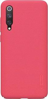 Пластиковая накладка для Xiaomi Mi9 Pro Nillkin красная фото
