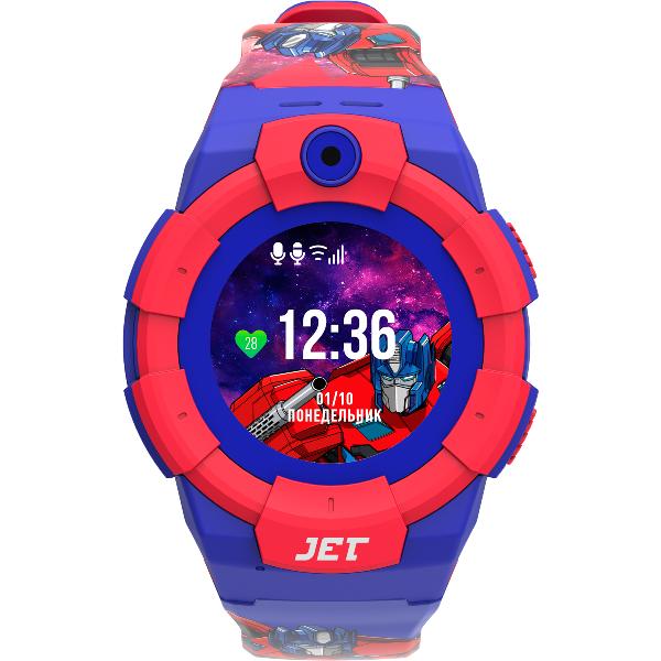 Часы Jet Kid Transformers Optimus Prime