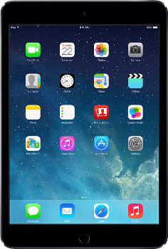 Apple iPad mini 4 128Gb Wi-Fi + Cellular space grey (серый)