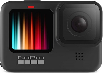 Экшн-камера GoPro HERO9 Black Edition (CHDHX-901-RW) black (черный) экшн камера gopro hero8 black edition chdhx 801 rw