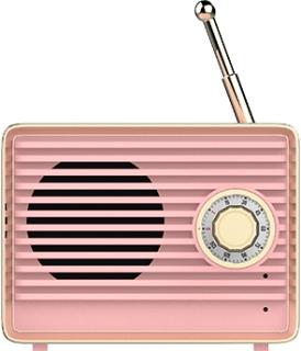 Аудио колонка Usams US-YX003 розовая  - купить со скидкой