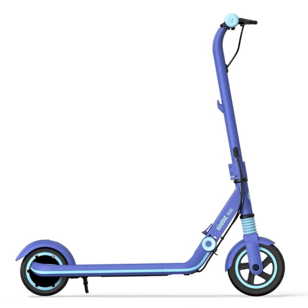 Детский электросамокат Ninebot eKickScooter Zing E8 blue (синий)