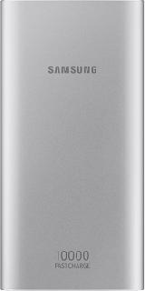 Аккумулятор внешний Samsung EB-P1100CSRGU 10000 мАч, серебристый фото