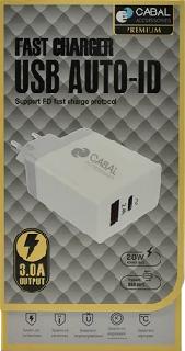 Сетевой блок Cabal Premium CP-TCH-1312 28W + PD белый фото