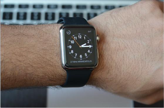 Купить телефон Apple Watch Series 4 GPS 40mm Aluminum Case with ... 63fafd885ea